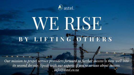 Converged services provisioning, rating and billing will never be the same thanks to Astel's partnership approach